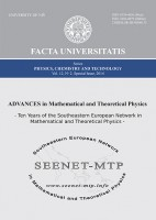 """ADVANCES in Mathematical and Theoretical Physics"""